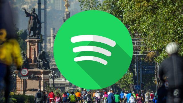 CDMX es la ciudad que más escucha Spotify en el mundo