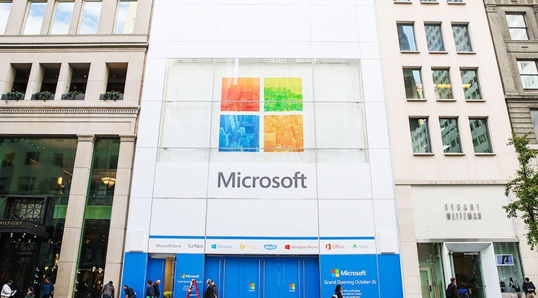 Tienda Microsoft