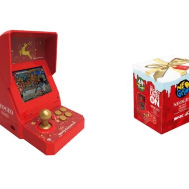 La consola navideña de SNK