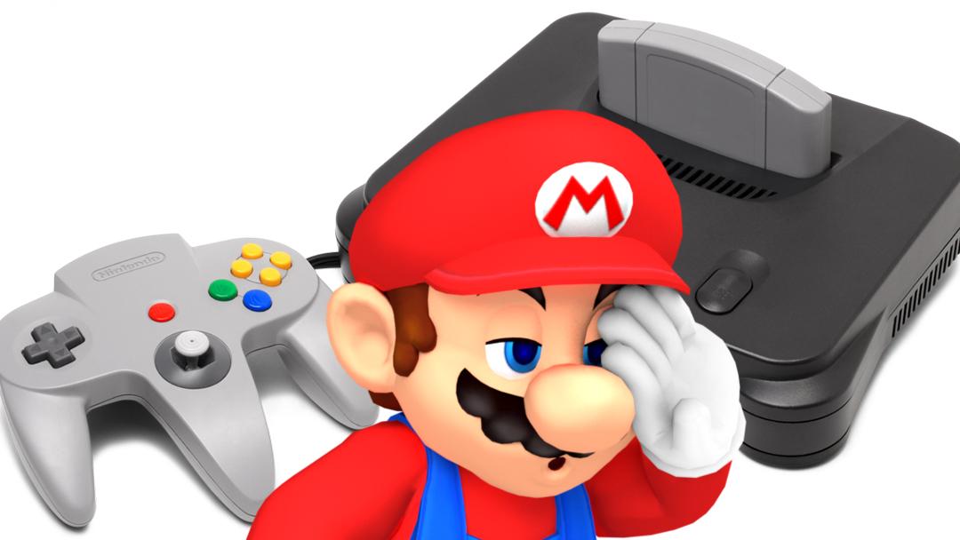 Nintendo descarta N64 mini y menos que llegue en navidad