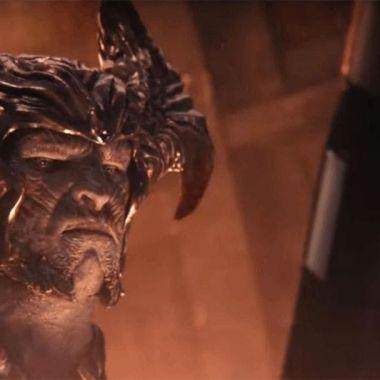 SteppenWolf el villano de DC Comics en Justice League