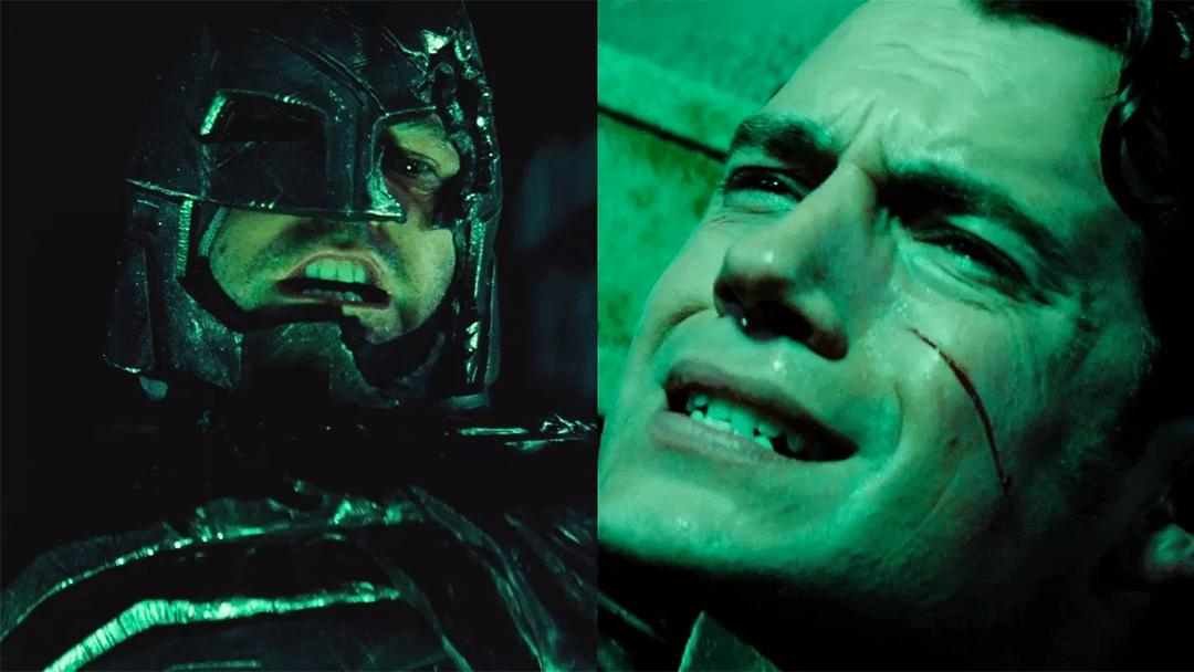 Batman y Superman en la película de Warner