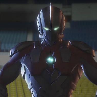 El trálier de la serie animada de Ultraman es trepidante
