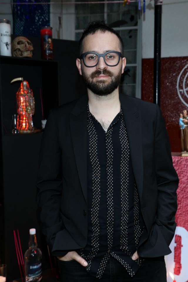 J.M Cravioto, showrunner y director de Diablero