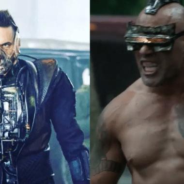 Bane y El líder mutante en Gotham