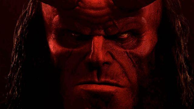 imagen oficial de la película Hellboy