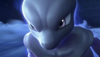 Mewtwo en la nueva película de Pokémon