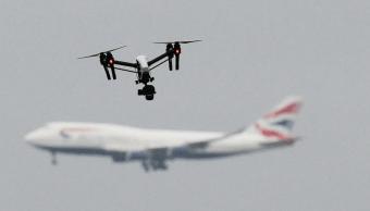 Drones Gatwick