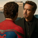 Peter Parker-Tony Stark-Spider Man-Iron Man