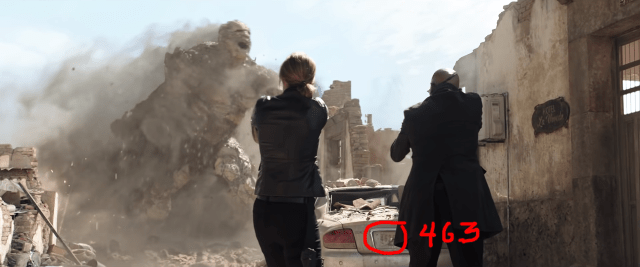 Imágen Easter egg de Spider-Man: Far From Home