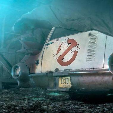 imagen del teaser de la nueva película Ghostbusters