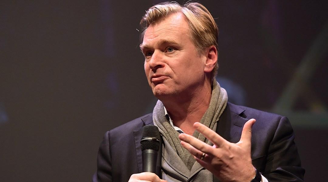 Christopher Nolan, Filmografía, Película, 2020