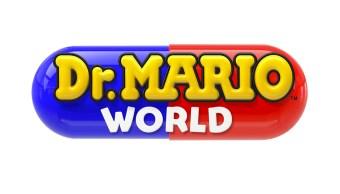 Logo de Dr. Mario World para iOS