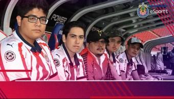 Imagen equipo Clash Royale de las Chivas de Guadalajara