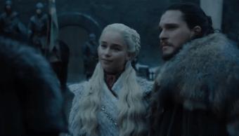 Una escena de Game of Thrones