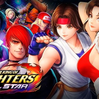 King of Fighters, All Star, Juego, Celulares