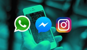 Imágen messenger Whatsapp instagram