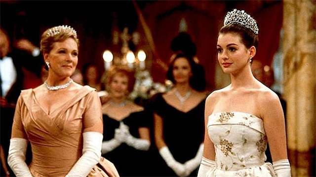Princess Diaries, Anne Hathaway, Julie Andrews, Secuela