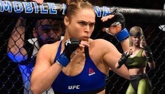 Ronda y Sonya Blade en el octagono