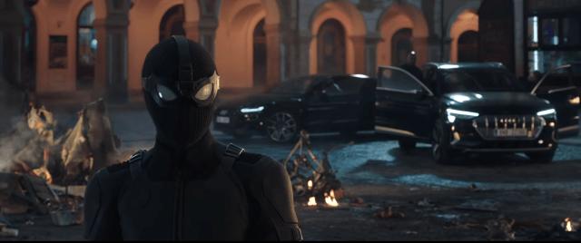 Spider-Man aparecerá con su traje negro