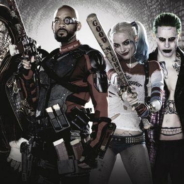 Escena de Suicide Squad, película de DC Comics