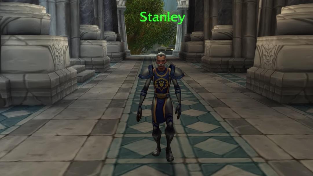 Stan Lee-Warcraft-Blizzard