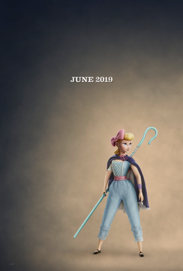 Imagen Poster Toy Story 4