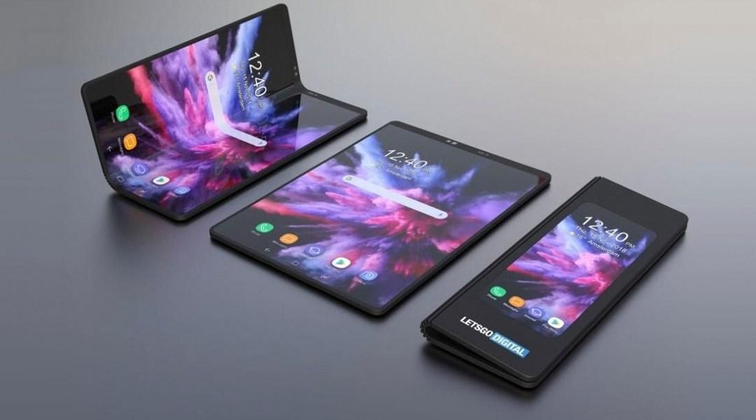 2019 Galaxy Unpacked, Galaxy Fold, Teléfono Plegable, Samsung