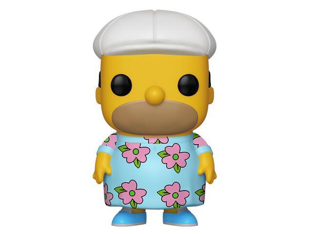 Funko Presenta Sus Nuevos Pop Dedicados A Los Simpson