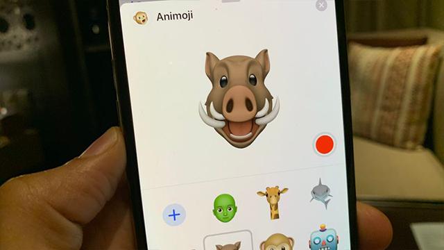 Apple, Animoji, IOS, Beta