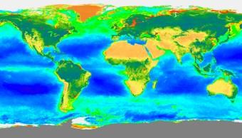 Calentamiento Global, Color, Océanos, Tierra