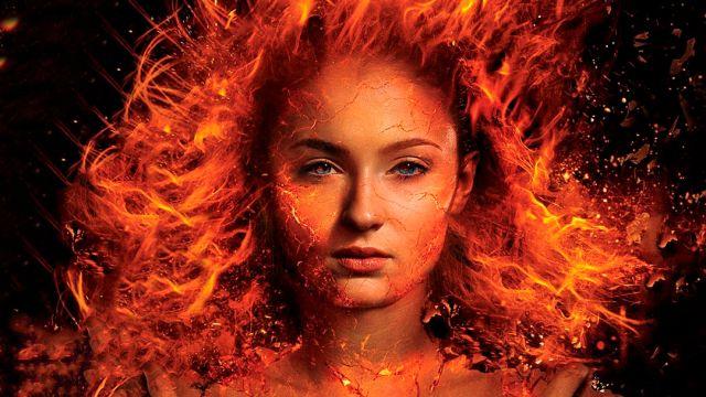 Dark Phoenix, Jean Grey, Poster, Película