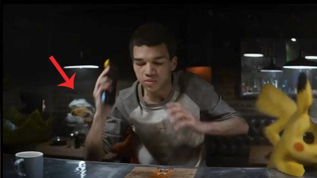 Detective Pikachu, Pokemon, Trailer, Lickitung