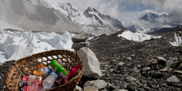 BAsura en el everest