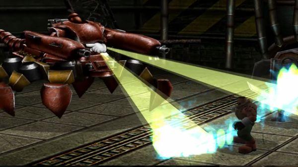 Ya pueden jugar Final Fantasy VII en HD