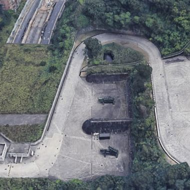 Google-Maps-Base-Militar-Taiwan