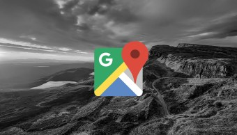 Google Maps-Conductor-Camion