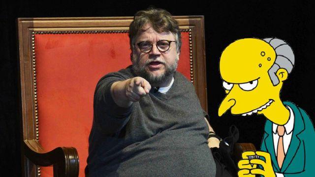 Guillermo-Del-Toro-Simpson-Episodio