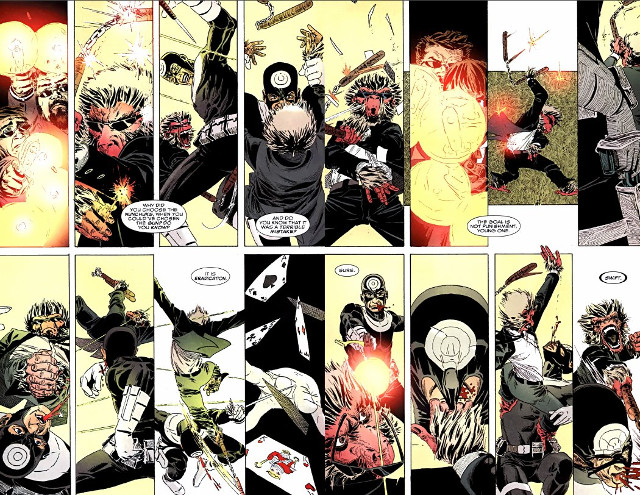 Comics Hit-Monkey