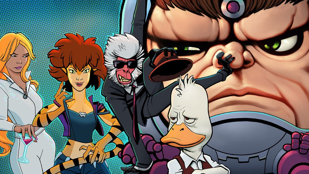Howard the Duck tendrá una serie animada para adultos en Hulu