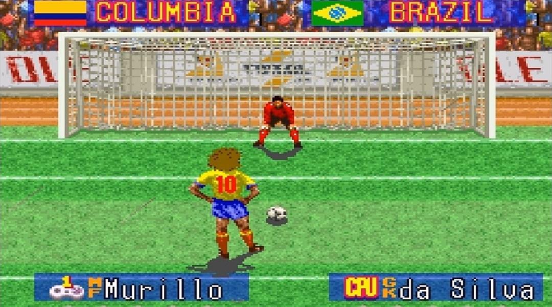escena del juego International Superstar Soccer