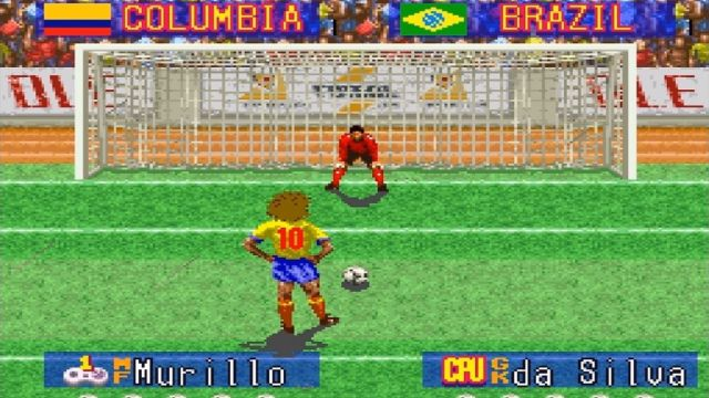 escena del juego International Superstar Soccer