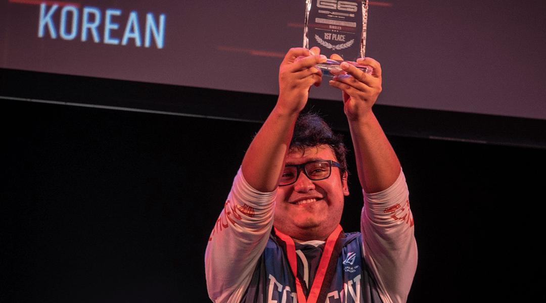 El mexicano MKLeo ganador de Super Smash Bros