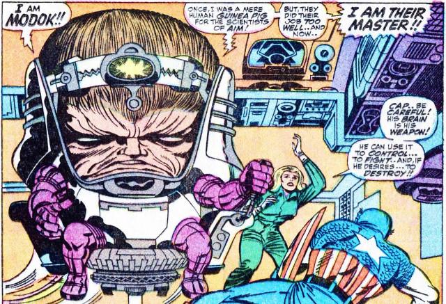 M.O.D.O.K (Marvel Comics)