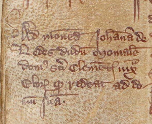 Monja medieval fingió su muerte para escapar del convento y vivir la vida carnal