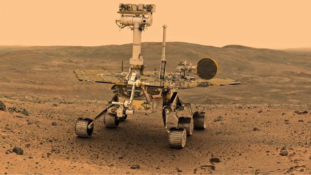 Opportunity, Curiosity, NASA, Marte