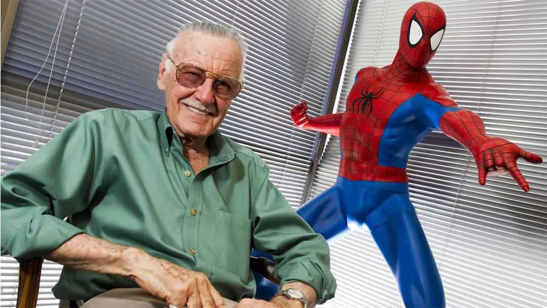 Stan Lee, Stan Soapbox, Marvel, Homenaje