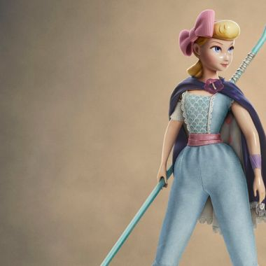 Toy Story 4, Bo Peep, Villana, Teoría