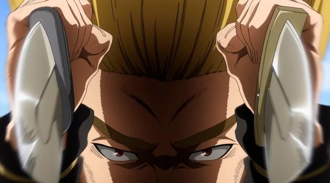 488e7dd8f Vinland Saga estrenará anime y aquí el primer trailer