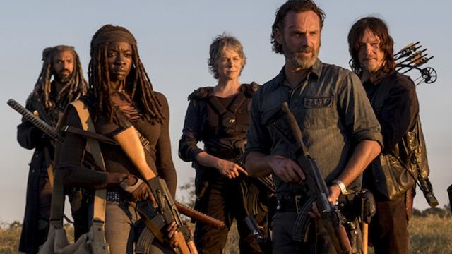 Revelan primer episodio de The Walking Dead, novena temporada